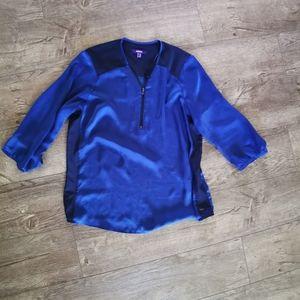 2/$25 Mexx silky top size 14